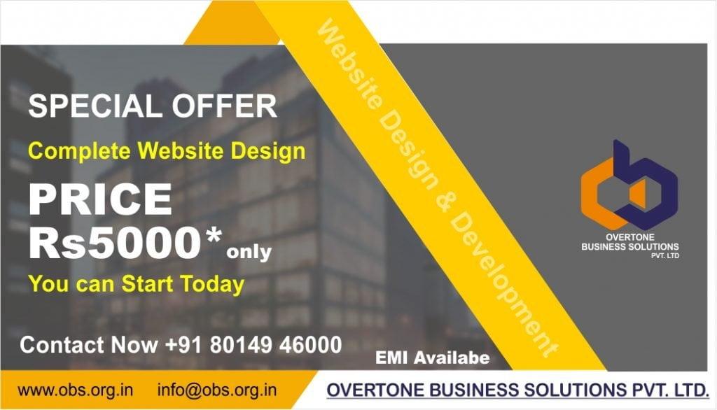 Overtone Business Solutions Pvt Ltd |