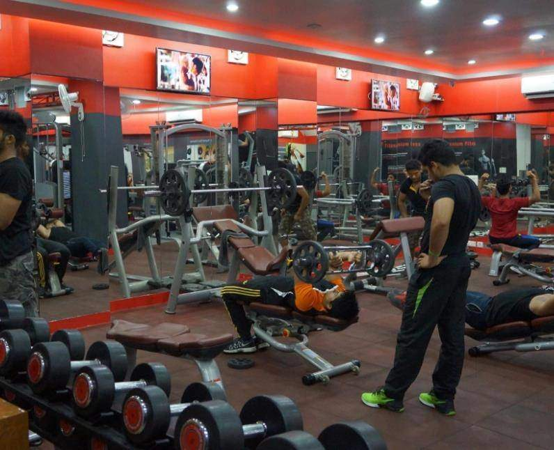 Elite Gym and Fitness Gurgaon  